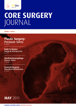 Core Surgery Journal, volume 1, issue 4: Core Surgery