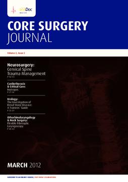 Core Surgery Journal, volume 2, issue 2: Neurosurgery