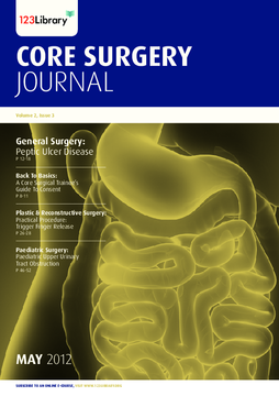 Core Surgery Journal, volume 2, issue 3: General Surgery