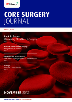 Core Surgery Journal, volume 2, issue 6: General Surgery