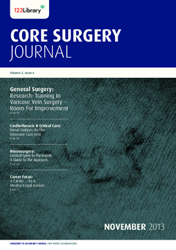 Core Surgery Journal, volume 3, issue 6: General Surgery
