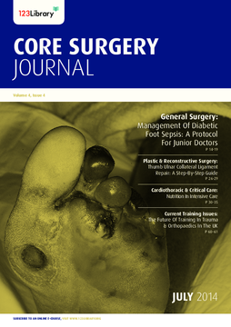 Core Surgery Journal, volume 4, issue 4: General Surgery