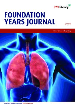 Foundation Years Journal, volume 10, issue 7: Respiratory