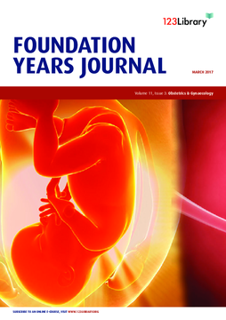 Foundation Years Journal, volume 11, issue 3: Obstetrics and Gynaecology