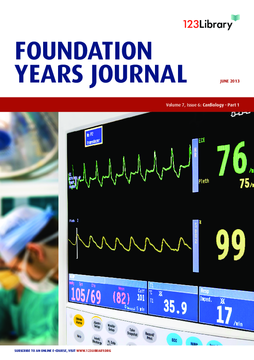 Foundation Years Journal, volume 7, issue 6: Cardiology Part 1