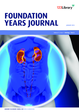 Volume 9, Issue 1: Urology