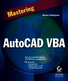 Mastering AutoCAD VBA Computer Technology diablos ch