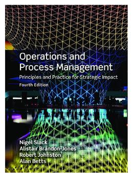 Operations Management Slack Pdf