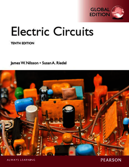 Electric Circuits Global Edition Nilsson James Riedel