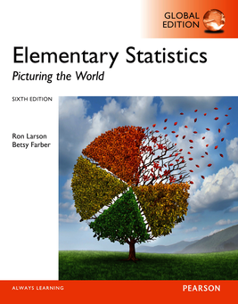 Elementary Statistics Picturing The World Ebook
