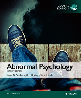 Abnormal psychology global edition butcher james n hooley jill abnormal psychology global edition preview this ebook fandeluxe Choice Image