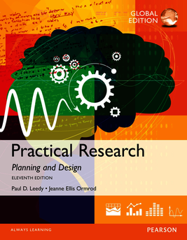 practical research planning and design global edition leedy paul d ormrod jeanne ellis
