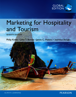 Marketing for Hospitality and Tourism, Global Edition. Kotler ...